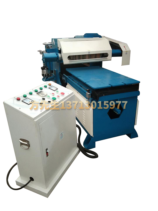 1 meter wide plate plane automatic polishing machine