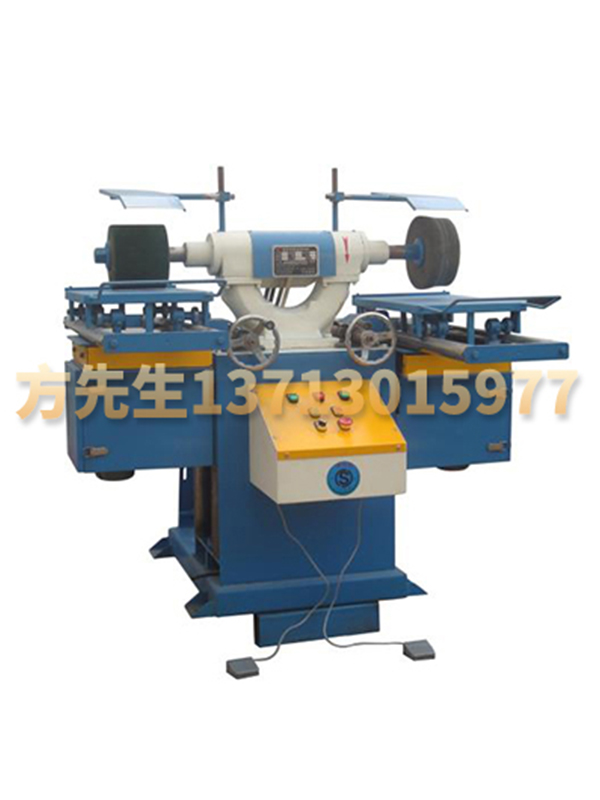 Hand push reciprocating swing automatic wire drawing machine